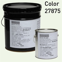 Mil Prf 24635 Type Ii Class 2 Color 27875 Silicone Alkyd Paint Buy Direct 1 Gallon 5 Gallon